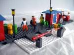 Construblock Puerto Ártico - Entrada