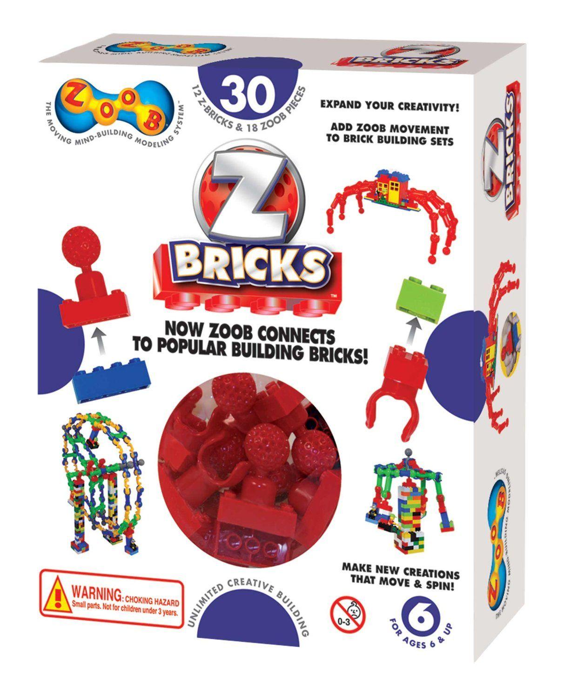 Zoob compatible Lego