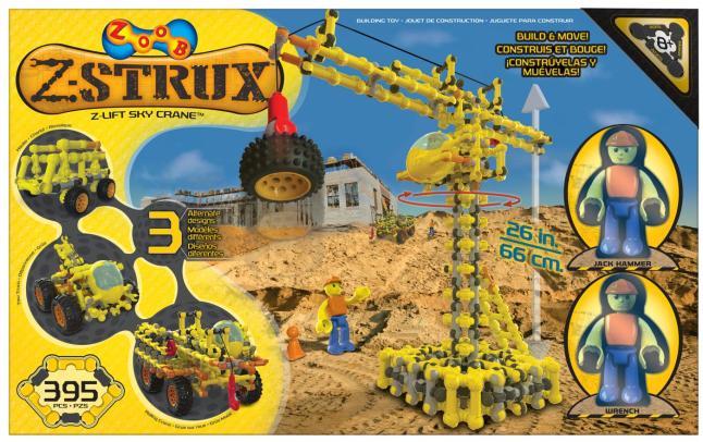 Zoob Z-Strux construcciones